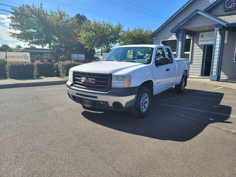 2012 GMC Sierra 1500 for sale at Brookwood Auto Group in Forest Grove OR