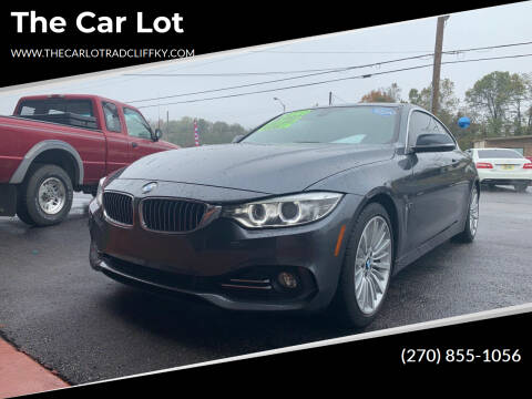 2014 BMW 4 Series for sale at The Car Lot in Radcliff KY