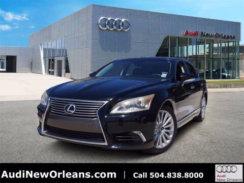 2013 Lexus LS 460 for sale at Metairie Preowned Superstore in Metairie LA