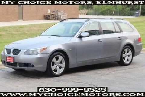 2006 BMW 5 Series for sale at My Choice Motors Elmhurst in Elmhurst IL