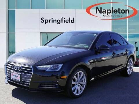 2017 Audi A4 for sale at Napleton Autowerks in Springfield MO