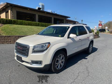 2014 GMC Acadia for sale at WENTZ AUTO SALES in Lehighton PA