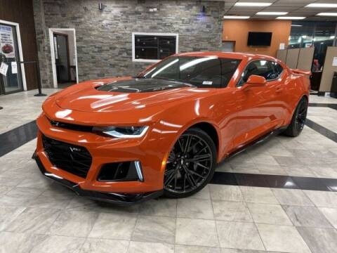 2019 Chevrolet Camaro for sale at Sonias Auto Sales in Worcester MA
