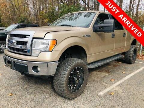 2014 Ford F-150 for sale at Brandon Reeves Auto World in Monroe NC