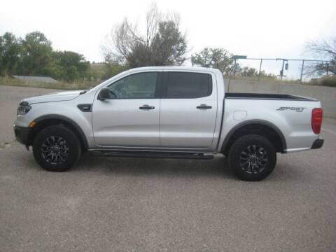 2019 Ford Ranger for sale at HOO MOTORS in Kiowa CO