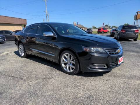 2015 Chevrolet Impala for sale at Towell & Sons Auto Sales in Manila AR