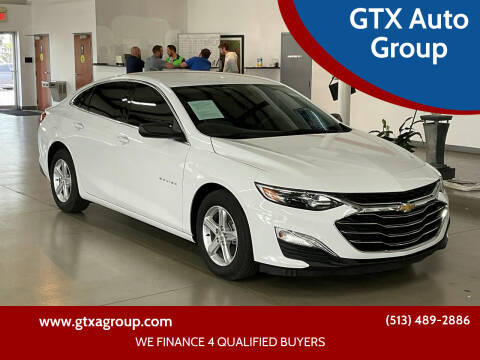 2019 Chevrolet Malibu for sale at GTX Auto Group in West Chester OH