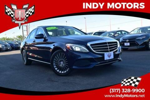 2016 Mercedes-Benz C-Class for sale at Indy Motors Inc in Indianapolis IN