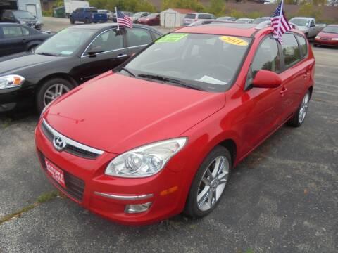 2011 Hyundai Elantra Touring for sale at Century Auto Sales LLC in Appleton WI