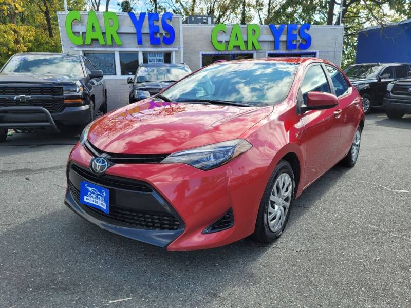 2018 Toyota Corolla for sale at Car Yes Auto Sales in Baltimore MD