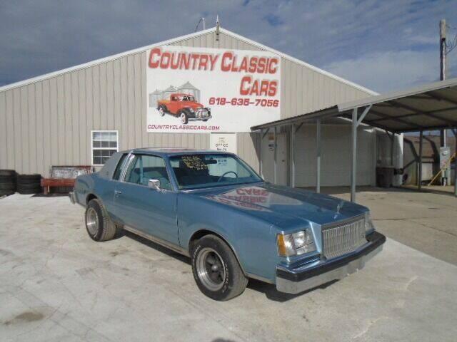 1979 Buick Regal for sale in Staunton, IL