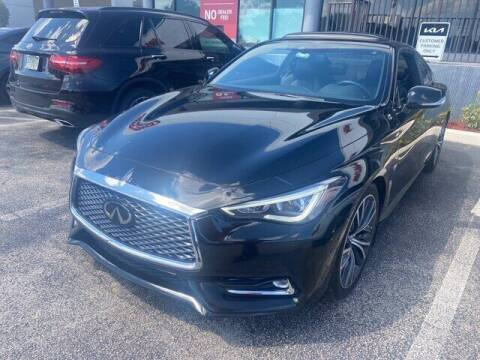 2019 Infiniti Q60 for sale at JumboAutoGroup.com in Hollywood FL