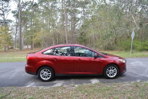 2015 Ford Focus for sale at Car Bazaar in Pensacola FL