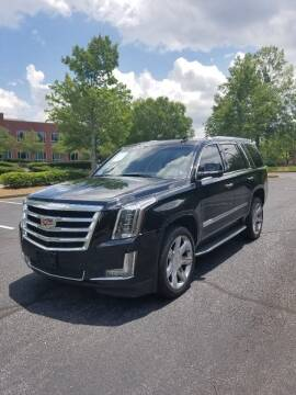 2017 Cadillac Escalade for sale at SMZ Auto Import in Roswell GA