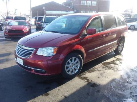 2013 Chrysler Town and Country for sale at Village Auto Outlet in Milan IL