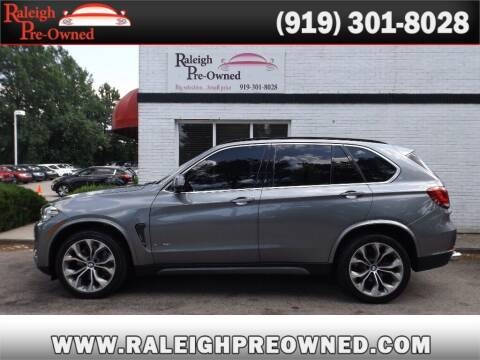 2016 BMW X5 for sale at Raleigh Pre-Owned in Raleigh NC