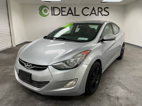 2013 Hyundai Elantra for sale at Ideal Cars East Mesa in Mesa AZ