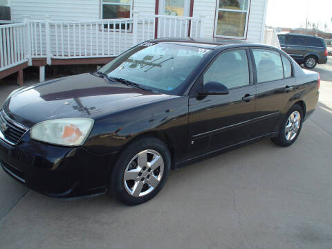 2007 Chevrolet Malibu for sale at World of Wheels Autoplex in Hays KS