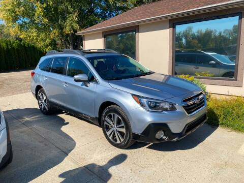 2018 Subaru Outback for sale at VITALIYS AUTO SALES in Chicopee MA