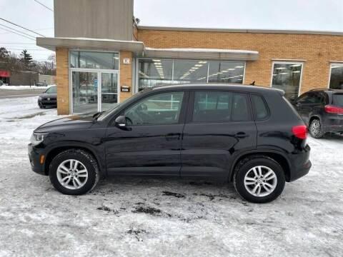 2012 Volkswagen Tiguan for sale at Auto Galaxy Inc in Grand Rapids MI