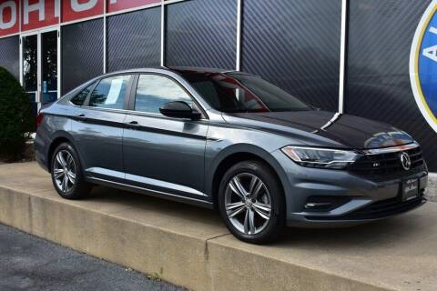 2019 Volkswagen Jetta for sale at Alfa Romeo & Fiat of Strongsville in Strongsville OH