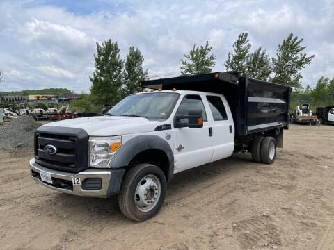 2011 Ford F-450 Super Duty for sale at Florida Auto & Truck Exchange in Bradenton FL