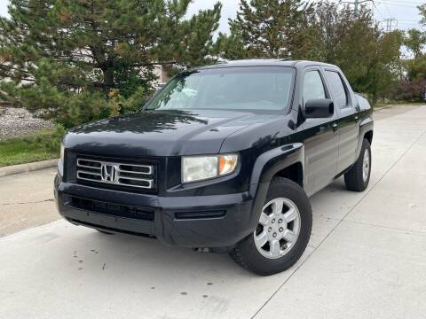 2006 Honda Ridgeline for sale at A & R Auto Sale in Sterling Heights MI