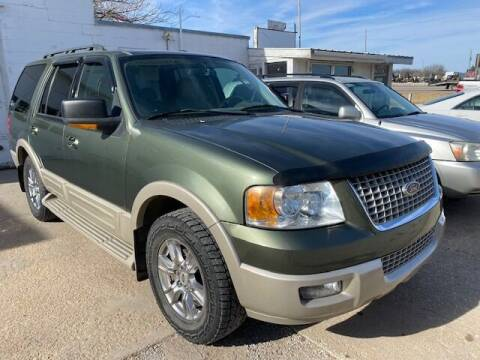2005 Ford Expedition for sale at Car Solutions llc in Augusta KS