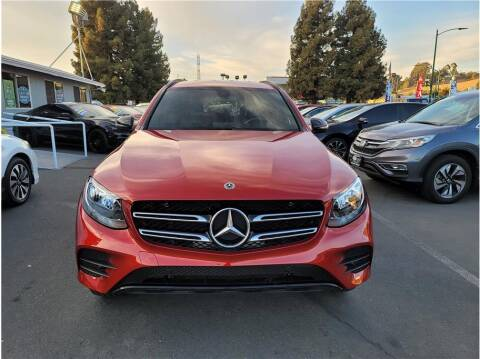 2019 Mercedes-Benz GLC for sale at AutoDeals in Hayward CA