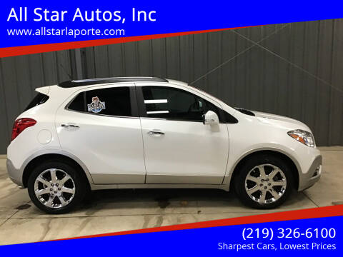 2014 Buick Encore for sale at All Star Autos, Inc in La Porte IN