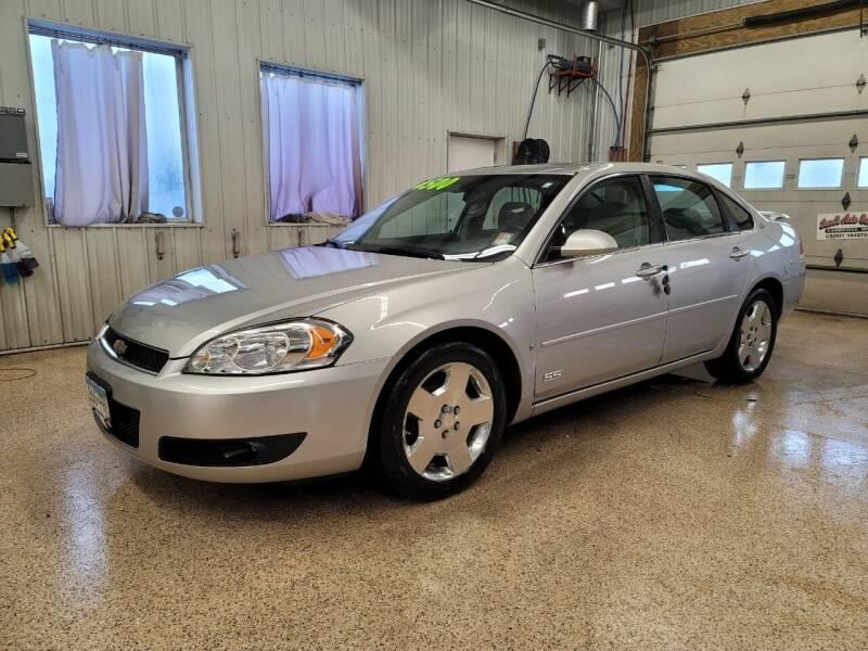 2006 Chevrolet Impala for sale at Sand's Auto Sales in Cambridge MN