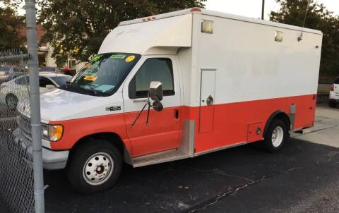 1999 Ford E-450 for sale at Deckers Auto Sales Inc in Fayetteville NC