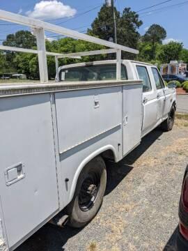 1989 Ford F-350 for sale at Delgato Auto in Pittsboro NC