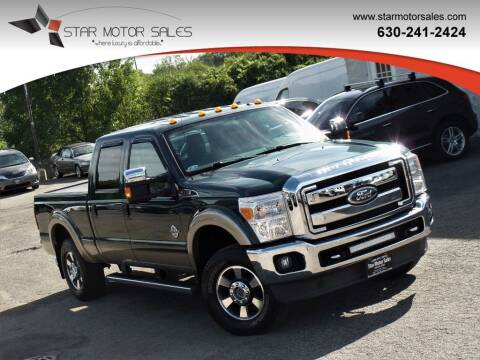 2011 Ford F-250 Super Duty for sale at Star Motor Sales in Downers Grove IL