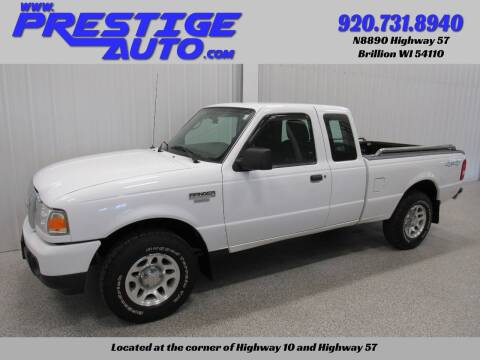 2011 Ford Ranger for sale at Prestige Auto Sales in Brillion WI