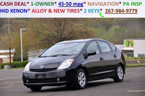 2005 Toyota Prius for sale at T CAR CARE INC in Philadelphia PA