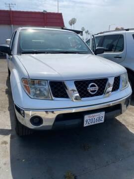 2008 Nissan Frontier for sale at Auto Max of Ventura in Ventura CA