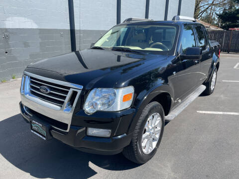 2007 Ford Explorer Sport Trac for sale at APX Auto Brokers in Lynnwood WA