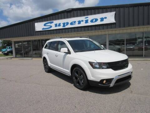 2020 Dodge Journey for sale at SUPERIOR CHRYSLER DODGE JEEP RAM FIAT in Henderson NC