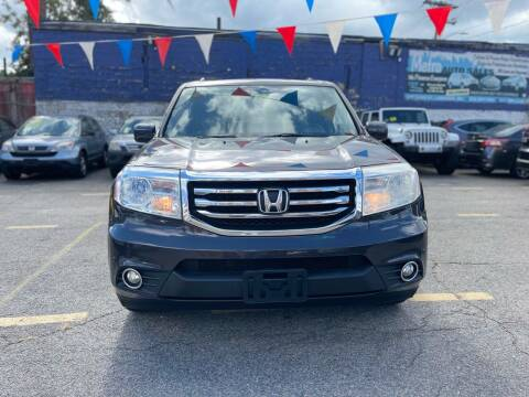 2013 Honda Pilot for sale at Metro Auto Sales in Lawrence MA