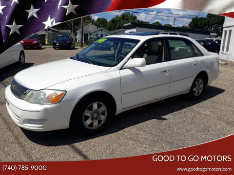 2002 Toyota Avalon for sale at Good To Go Motors in Lancaster OH