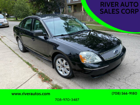 2007 Ford Five Hundred for sale at RIVER AUTO SALES CORP in Maywood IL