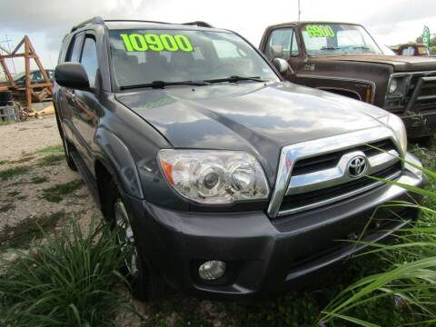 2007 Toyota 4Runner for sale at Hill Top Sales in Brenham TX