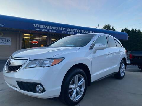 2015 Acura RDX for sale at Viewmont Auto Sales in Hickory NC