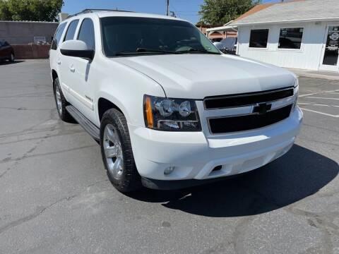 2009 Chevrolet Tahoe for sale at Robert Judd Auto Sales in Washington UT