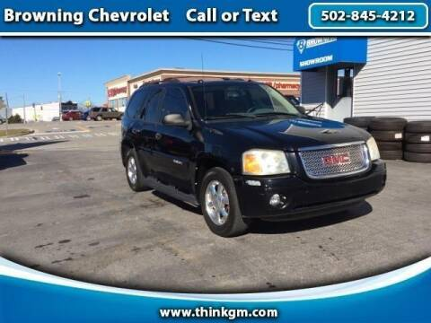 2005 GMC Envoy for sale at Browning Chevrolet in Eminence KY
