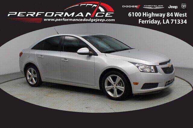 2014 Chevrolet Cruze for sale at Performance Dodge Chrysler Jeep in Ferriday LA