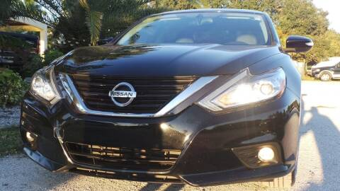 2018 Nissan Altima for sale at Southwest Florida Auto in Fort Myers FL