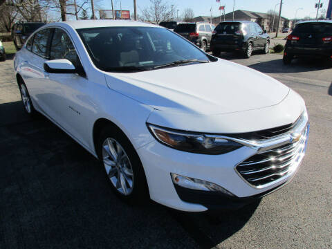 2020 Chevrolet Malibu for sale at U C AUTO in Urbana IL