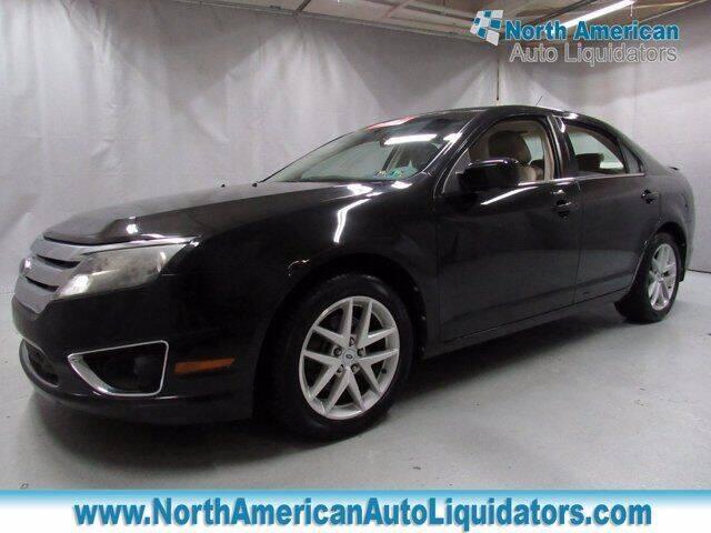 2010 Ford Fusion for sale at North American Auto Liquidators in Essington PA